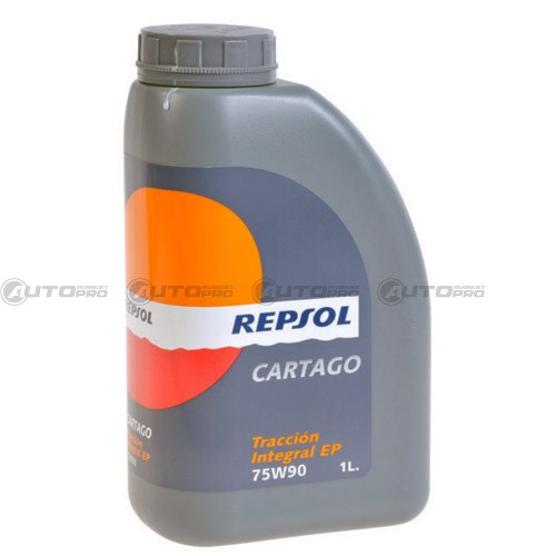 olio cambio manuale auto repsol 75w90 api gl 5 catargo 1. Black Bedroom Furniture Sets. Home Design Ideas