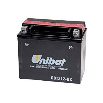 20ah sigillata R1200RT 1200 05-10 BATTERIA UNIBAT CP18-12 12v