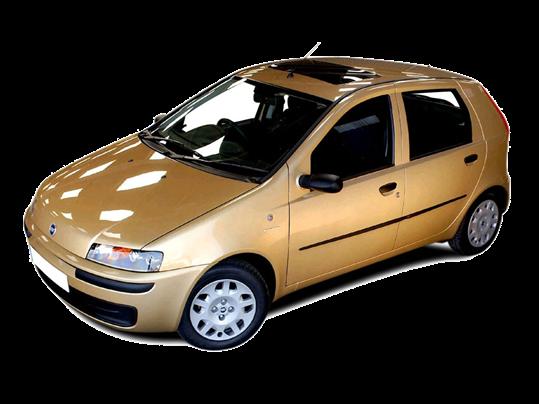 KIT DISCHI FRENO + PASTIGLIE FERODO FIAT PUNTO 1.2 16V II e III serie + SPORTING
