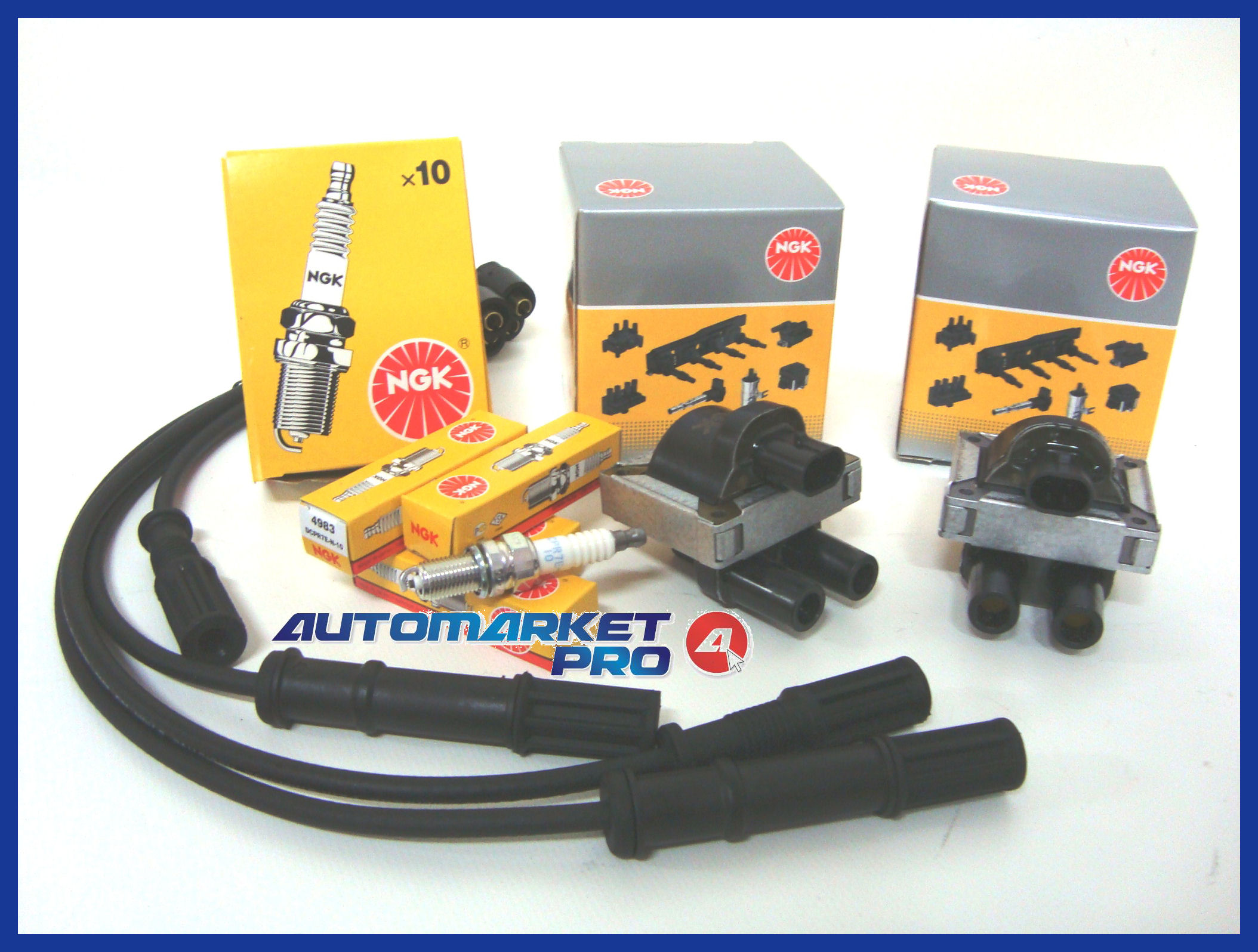 Schema Elettrico Fiat Punto 1 2 8v : Kit accensione bobine candele cavi fiat punto v