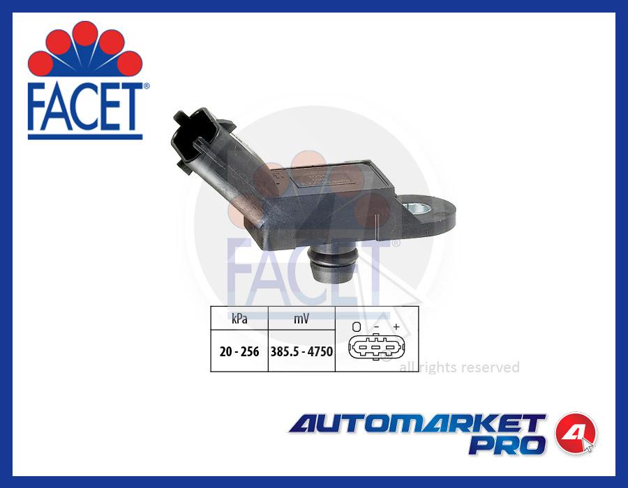 ALFA ROMEO 147 1.9 JTD 74 KW 101 CV SENSORE PRESSIONE ARIA  46811235