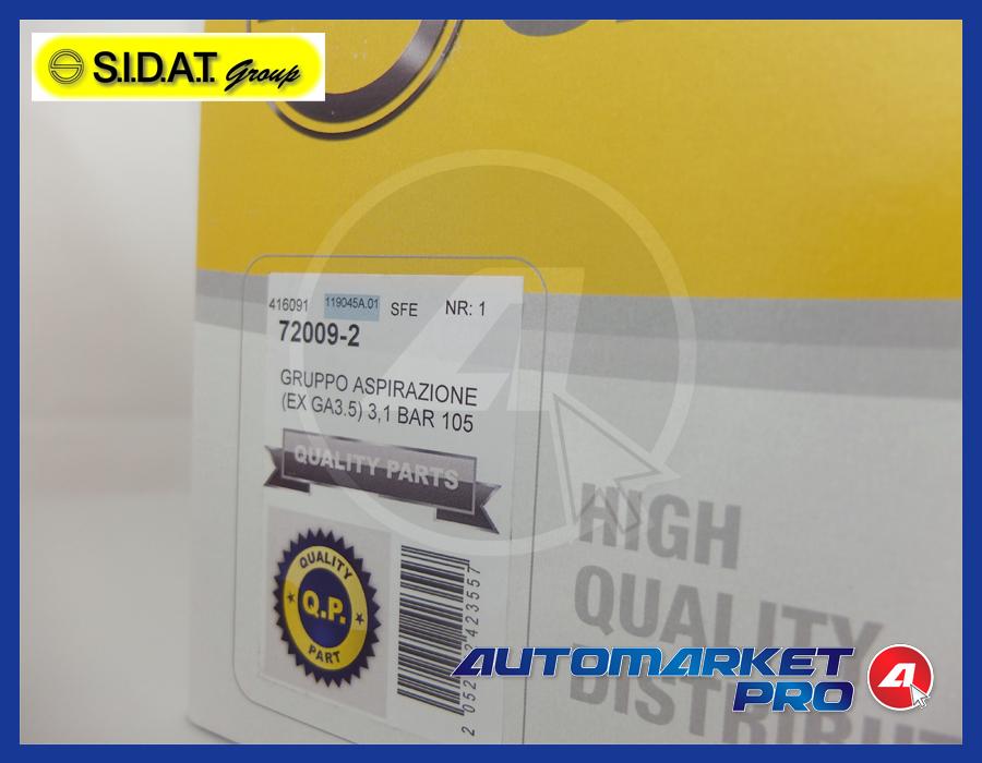 POMPA BENZINA FIAT PUNTO 176 1.1 1.2 1000 1200 COMPLETA MULTIPOINT ELETTRICA