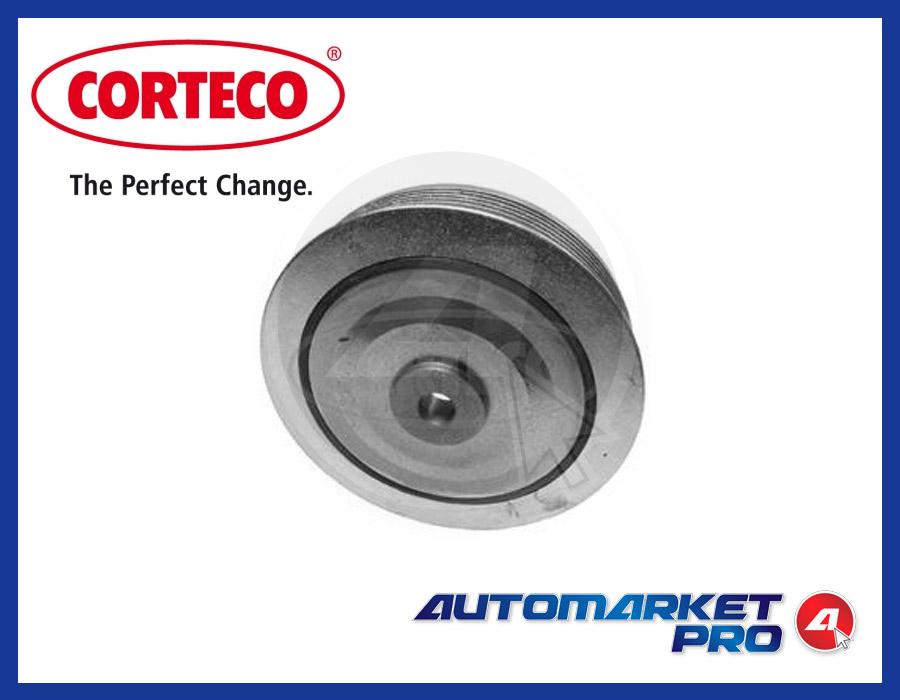 PULEGGIA ALBERO MOTORE CORTECO 80000599 RENAULT CLIO II 1.9 1900 dTi 59 KW 80 CV