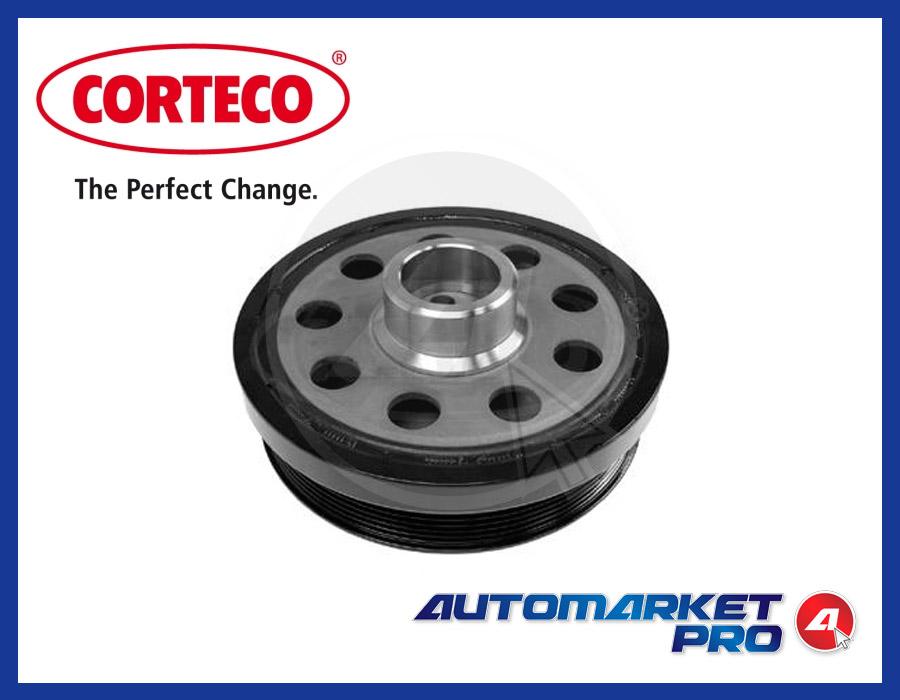 PULEGGIA ALBERO MOTORE CORTECO 80000936 BMW SERIE 1 (E81) 120 D 130 KW 177 CV