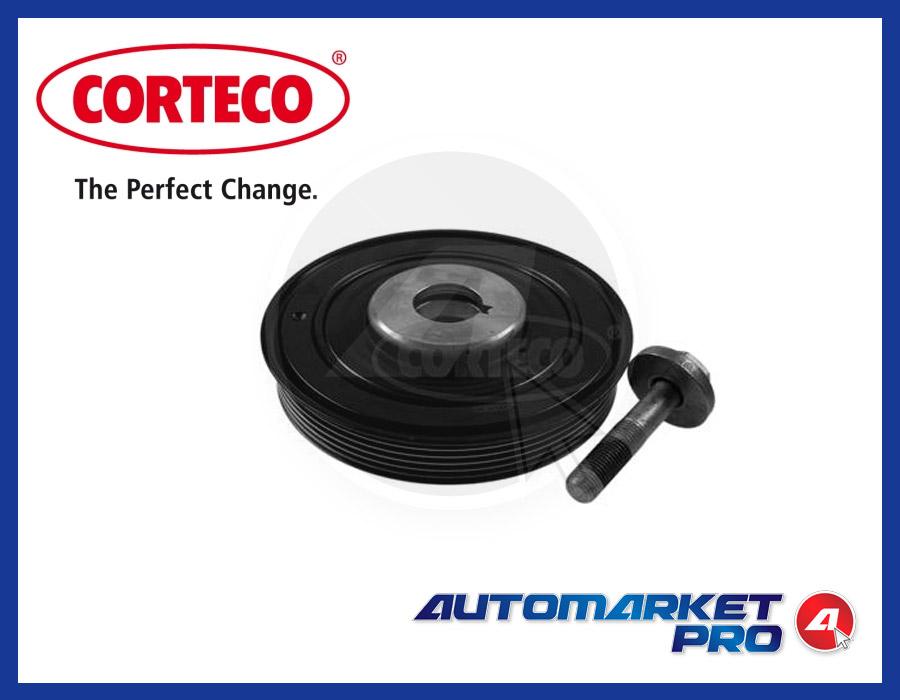 PULEGGIA ALBERO MOTORE CORTECO 80001811 FIAT SCUDO (220) 2.0 JTD FINO A 11/2004