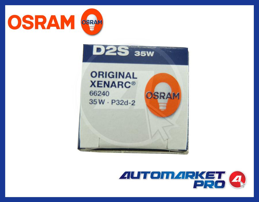 LAMPADINA D2S OSRAM XENARC ORIGINAL LAMPADA FARO XENO XENON 66240 66040 35W 4150