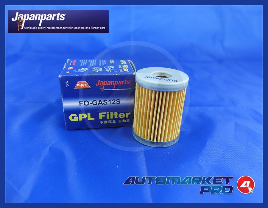FILTRO JAPANPARTS PER TARTARINI IMPIANTO GPL GAS METANO FO-GAS12S
