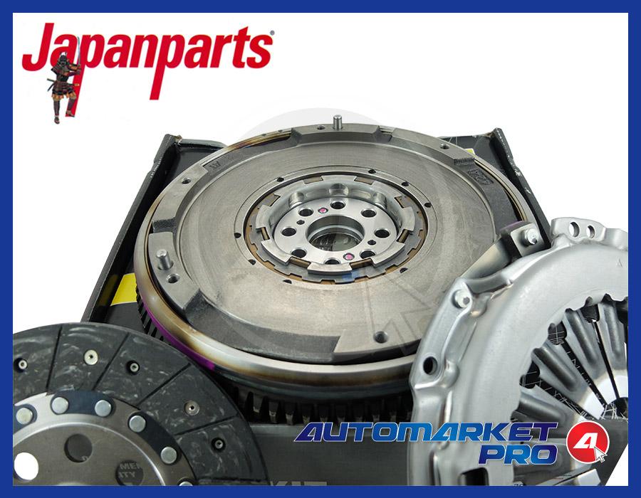 KIT FRIZIONE COMPLETO DI VOLANO JAPANPARTS 4PZ TOYOTA RAV 4 II 2.0 4WD QUATTRO