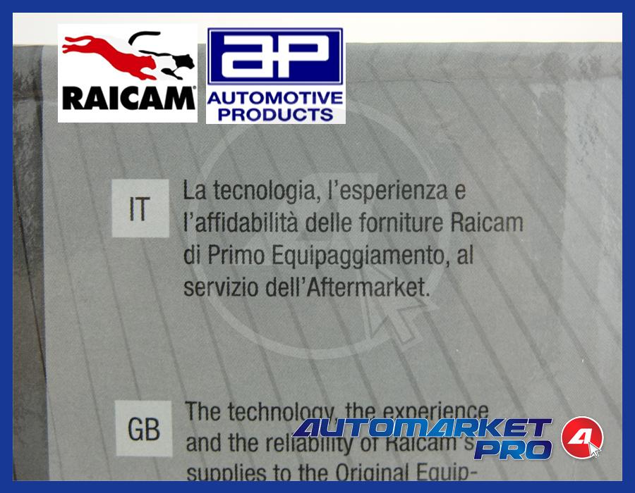 FRIZIONE 4 PEZZI RAICAM AP FORD TRANSIT 2.4 55 66 85 88 92 KW CAMBIO A 5 MARCE